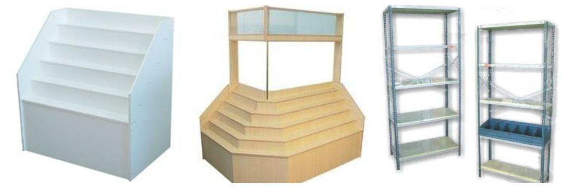 Muebles Comerciales