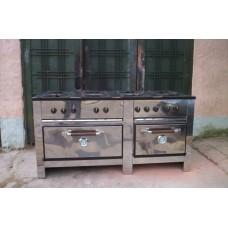 Cocina 8 Hornallas