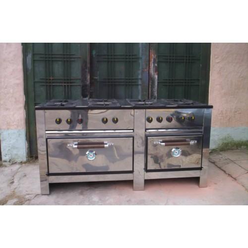 equipamiento online cocina 8 hornallas